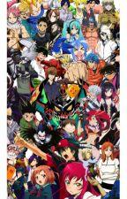 Anime Memes by Rivai-Heichou