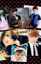 I have a secret with Mr. Superstar by nerdyzoe