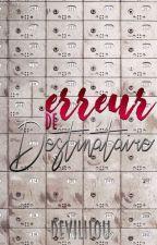 Erreur de Destinataire  by Devililou