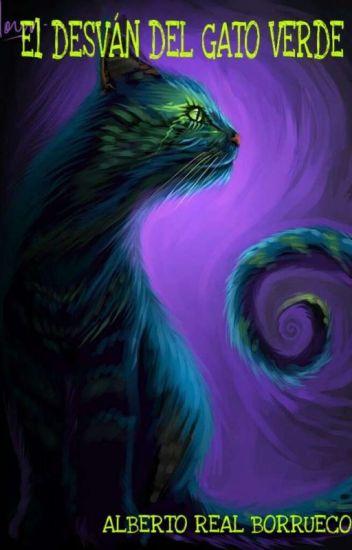 El desván del gato verde