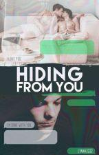 Hiding from you (Larry Mpreg ) by lyana2222