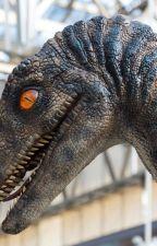 Velociraptor Echo by KristianCz22