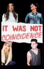 It was not, Coincidence (Christopher Vélez &a Zabdiel de Jesús) by Marpeny_123