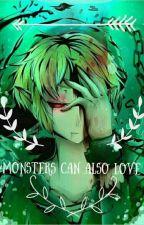 #Монстры тоже могут любить by _Taua_L_