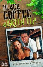 Black coffee and green tea by Rosemarie_Meyer