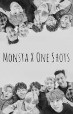 Monsta X One Shots by Trigger_The_Nipples