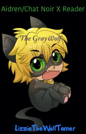 The Gray Wolf ~ Adrien/Chat Noir X Reader (MLB Fanfiction) - Lizzie