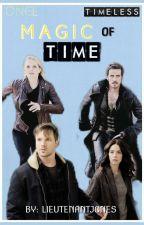 Magic Of Time ♡ Captain Swan/Lyatt by lieutenantjcnes