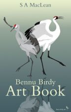 Bennu Birdy Art Book by Sarah_MacLean