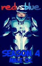 Red vs Blue Season 4 /Male Oc  by xSpartanLeox
