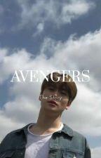 Avengers by nahajayo