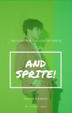 And Sprite! (J-Hope X Sprite FF) by Forest_Ham