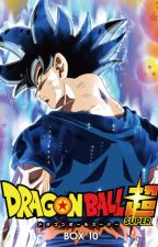 Dragon Ball Super Box 10 by ClaudioMixer20