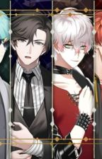 Would You Rather | MysticMessenger  by Animecrazy16