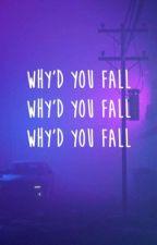Why Did You Fall | c.schistad by devilishstilinski