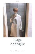 hugs ;; s.cb x l.fl by -bbjikseu