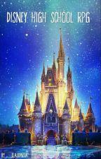 Disney High School RPG by claudinsia