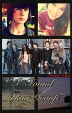 I Found Your Group (Carl Grimes) by tayz1332