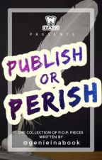 Publish or Perish (@genieinabook edition) by genieinabook
