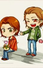 Destiel and Sabriel one shots by inactiveuser__