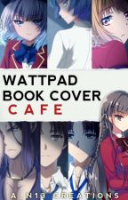 Wattpad Book Cover Cafe III by Andrea_Nicute13