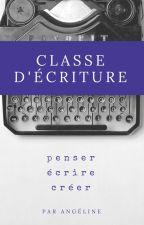 Classe d'écriture by Sherria789
