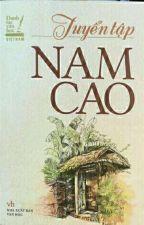 Nam Cao  by minhkhue03062001