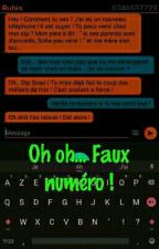 📱Oh oh... Faux numéro...📱 by coeurvanilles