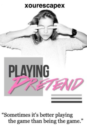 Playing pretend || Matthew Espinosa