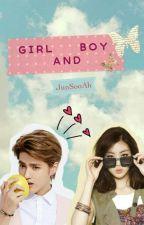 Girl & Boy ( Bir Süreliğine ASKIDA ) by JunSooAh