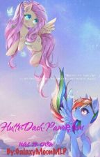 FlutterDash-Pamiętam nas ze snów by GalaxyGlydeMLP