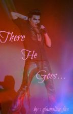 There He Goes... ~Adommy~ (Boyxboy) by glamalien
