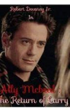 Ally Mcbeal: The Return of Larry by JokerStark