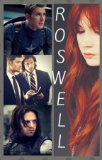 Roswell (SPN x Avengers) by insaneredhead