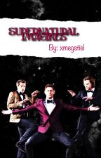 Supernatural Imagines by xmegstiel