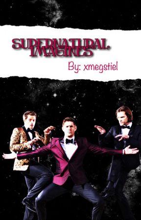 Supernatural Imagines - Angel On Fire//Crowley X Angel! Reader - Wattpad