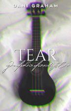 Tear   Graphic Portfolio by blurrytrench