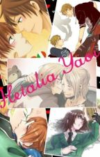 Hetalia Yaoi One Shots by Aye_creepy_butler