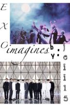 EXO Imagines by jeericaa