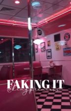faking it ; jack avery au by tacurawrites