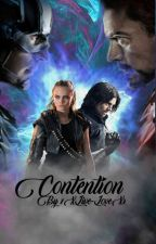 3 | Contention ♛Bucky Barnes by xXLive-LoveXx