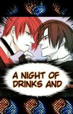 A night of drinking and... by Shizaya0096