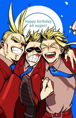 Heroes Are Lame But Not You  (Yagi Toshinori x reader