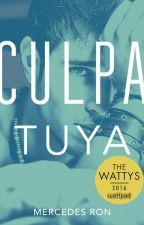 Culpa Tuya (Mercedes Ron) by camilahalley