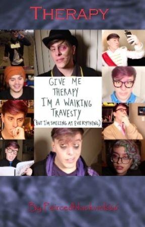Therapy  by Peircedblackviel666