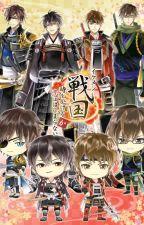 Warlords of Sengoku (Ikemen Segoku) by TwistyM_limes