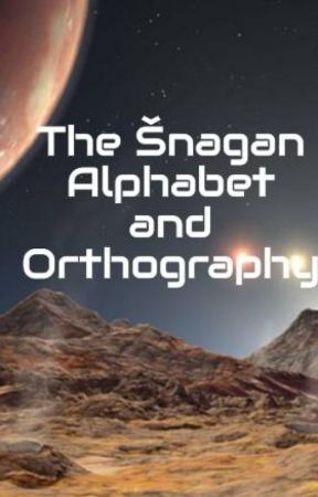 The Šnagan Alphabet and Orthography by HG2012