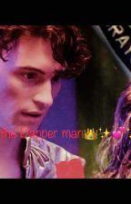Charlie the dapper man! (Robot Bryan Dechart fanfiction) by AJBolognase