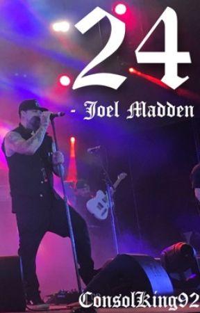 24 - Joel Madden by ConsolKing92