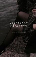 SLYTHERIN PRINCESS | HARRY JAMES POTTER  by scarlethuffle